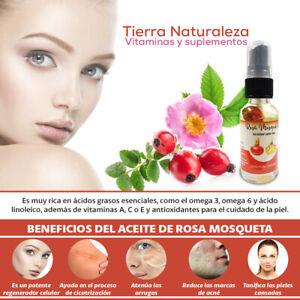 1 Aceite Vírgen De Rosa Mosqueta