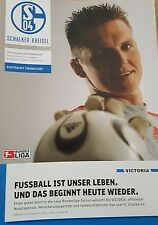 2006/07 1.Bundesliga FC Schalke 04 - Eintracht Frankfurt
