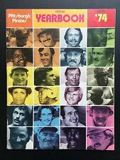 Pittsburgh Pirates 1974 Official Yearbook