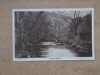 VINTAGE POSTCARD - ALLERFORD - BRENDON - SOMERSET