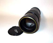Osawa Mark II MC Zoom Lens 1:4-5 70-210mm Macro-Konica Mount-Japan