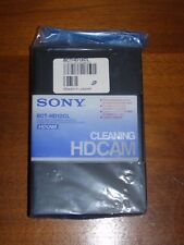 SONY BCT-HD12CL & HDCAM-SR CLEANING CASSETTE  -  NEW