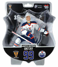 Wayne Gretzky Edmonton Oilers White Home NHL Imports Dragon Figure L.E. of 950
