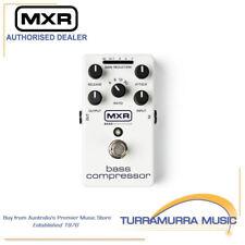 MXR M87 Bass Compressor Effects FX Pedal