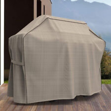 """60"""" BBQ Grill Cover 4-6 Gas Burner Protector For Weber KitchenAid Napoleon Grill"""