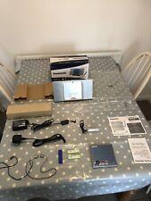 Panasonic SL-J910 Portable CD Player D.Sound & Dock.New Batteries. Free UK Post.