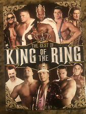 WWE The Best Of King Of The Ring 3 Disc Set DVD Like New
