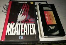 VHS THE MEATEATER di Derek Savage [DB VIDEO/ANTONIANA] RARO