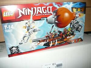 Lego Ninjago 70603 Kommando Zeppelin+OVP/NEU--New--