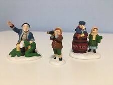 Dept 56 'The Old Man and the Sea' Heritage Village Collection #56553
