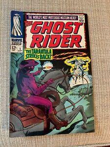 "The Ghost Rider 5 ""The Tarantula Strikes Back"