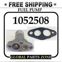 1052508 4W0788 4N2511 6N6800 Fuel Primer Pump for CATERPILLAR FREE SHIPPING