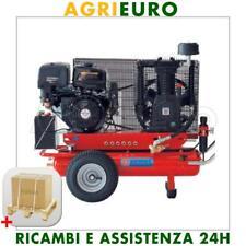 Motocompressore Airmec TTS 34110/900 motore a benzina Loncin 11 HP - compressore