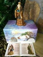 Hap Henriksen FORESHADOW THE SEER,LAND OF LEGEND Wizard, Limited Production, MIB