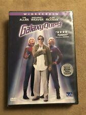 Galaxy Quest ~ Dvd 2000 Widescreen Tim Allen ~ Sigourney Weaver ~ Akan Rickman