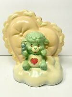 Care Bears Cousins Gentle Heart Lamb Vintage Ceramic Bank With Stopper