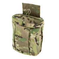 Emdom Zippered Dump Pouch - MultiCam Devgru SOF CRYE AOR1 USMC Navy SEAL SWAT *