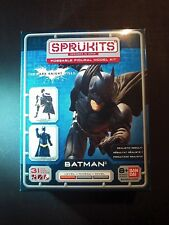 Sprukits Level 1 Batman The Dark Knight Rises Build an Action Figure Model Kit
