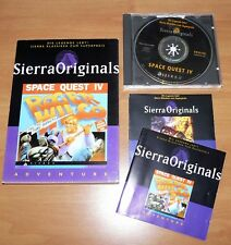 Pc dos: space quest 4 sierra Originals