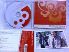 WOW! Hello by Sing Like Talking (CD 2003) RARE! Japan!