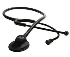 615ST PLATINUM PROFESSIONAL MULTIFREQUENCY NINJA STETHOSCOPE ALL BLACK BY ADC