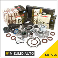 Fit 02-05 2.0L EJ20T Subaru WRX Turbo DOHC Timing Belt Kit GMB Water Pump