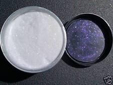 METAL FLAKE 50g PRISM BLUE - CHROME, FLIP PAINT CHOPPER