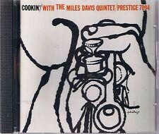 Davis, Miles Quintet Cookin' With The Miles Davis Quintet DCC Gold CD GZS-1044