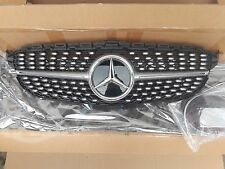 MERCEDES-BENZ C-CLASS W205 BELEUCHTED Kühlergrill GRILL 2015-16