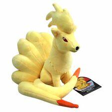 New Pokemon Plush Toys Nine Tails Ninetales Stuffed Animals Soft Plush Fox Doll