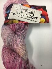 Twisted Sister yarn mink 5 available