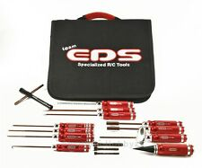 EDS Racing 15 Piece Tool Set w/ Bag For 1/8 Buggy - EDS-290908