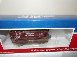 M.T.H. CANADIAN NATIONAL ORE CAR WITH LOAD. ROAD #123064