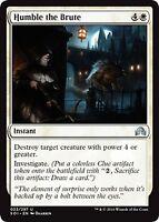 MTG Magic - (U) Shadows Over Innistrad - 4x Humble the Brute x4 - NM/M