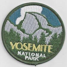 Yosemite National Park Souvenir Travel Patch California