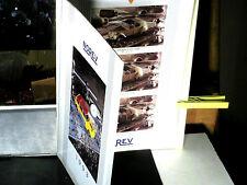 RARE CATAL.VENDEUR NOREV 1993 CITROEN DS 2CV MEHARI / SIMCA CHAMBORD /RENAULT 8