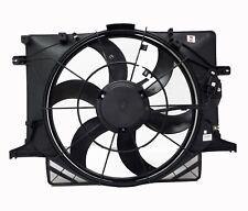 CF2014450 Radiator Cooling Fan for 2010-2012 Hyundai Genesis Coupe 2.0L