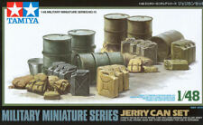 Tamiya 1/48 scale Jerry Can Set