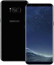 Samsung Galaxy S8 Plus SM-G955F- 64GB - Midnight Black (Ohne Simlock) Smartphone