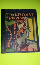 1939  Musicians of Bremen Frederick Loeser & Co. Big Little Penny Book Premium