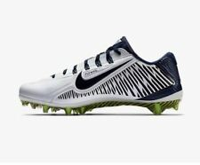 Nike Carbon Elite 2.0 Football Cleats Shoes BLUE/WHITE/VOLT 631425-140 US SZ 16