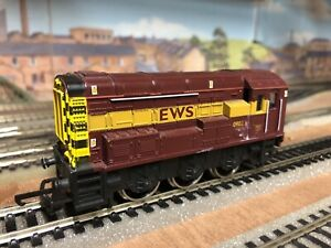 Lima Class 09 in EWS Livery. DCC Fitted. (Tested - see detail))