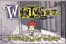 1991 When I Was Short by Michael Fry and Guy Vasilovich Pb Comic Strip Book