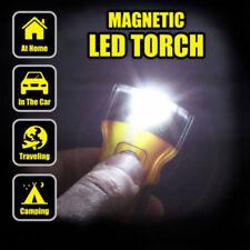 Torcia LED tascabile magnetico Gadget Regalo Pocket Luce