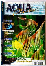 Aqua Plaisir N°38; La tortue de floride/ Reproduction des poissons de plein air
