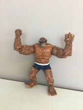 """Marvel Fantastic Four Toy The Thing 7"""" Action Figure"""