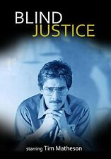 Blind Justice (Tim Matheson) - Region Free DVD - Sealed