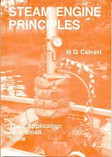 Steam Engine Principles Their Application on a small Scale