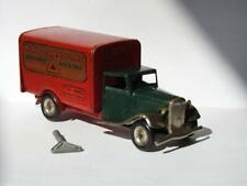 Triang Minic Fer Blanc Mécanisme 1948 Rare 21M Livraison Van Avec Clé