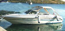 Cranchi 700 Schnellboot, Motorboot, Wasserskiboot, Schlupfkajüte, Kajüte Inboard